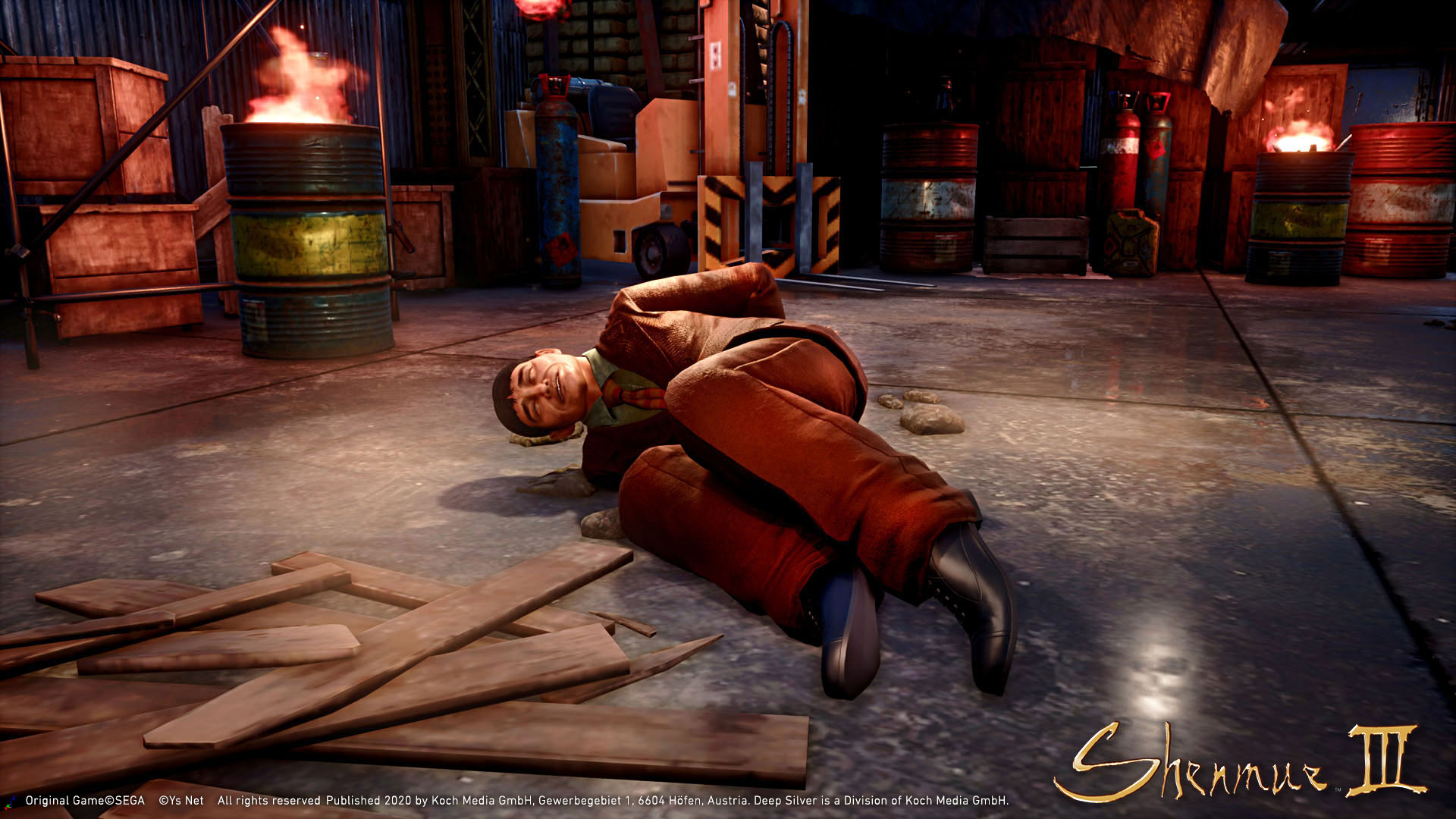 Shenmue III Story Quest Pack DLC
