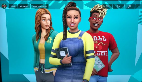 The Sims 4 Discover University expansion pack gelekt?