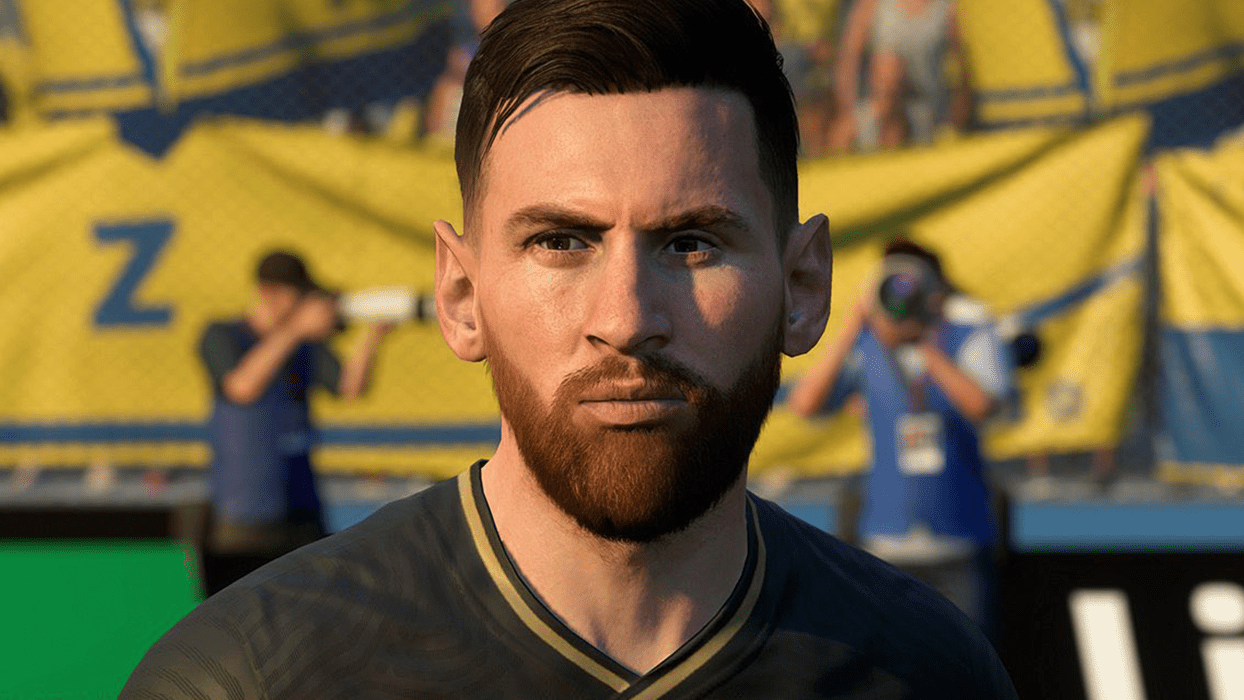 Messi in Fifa21