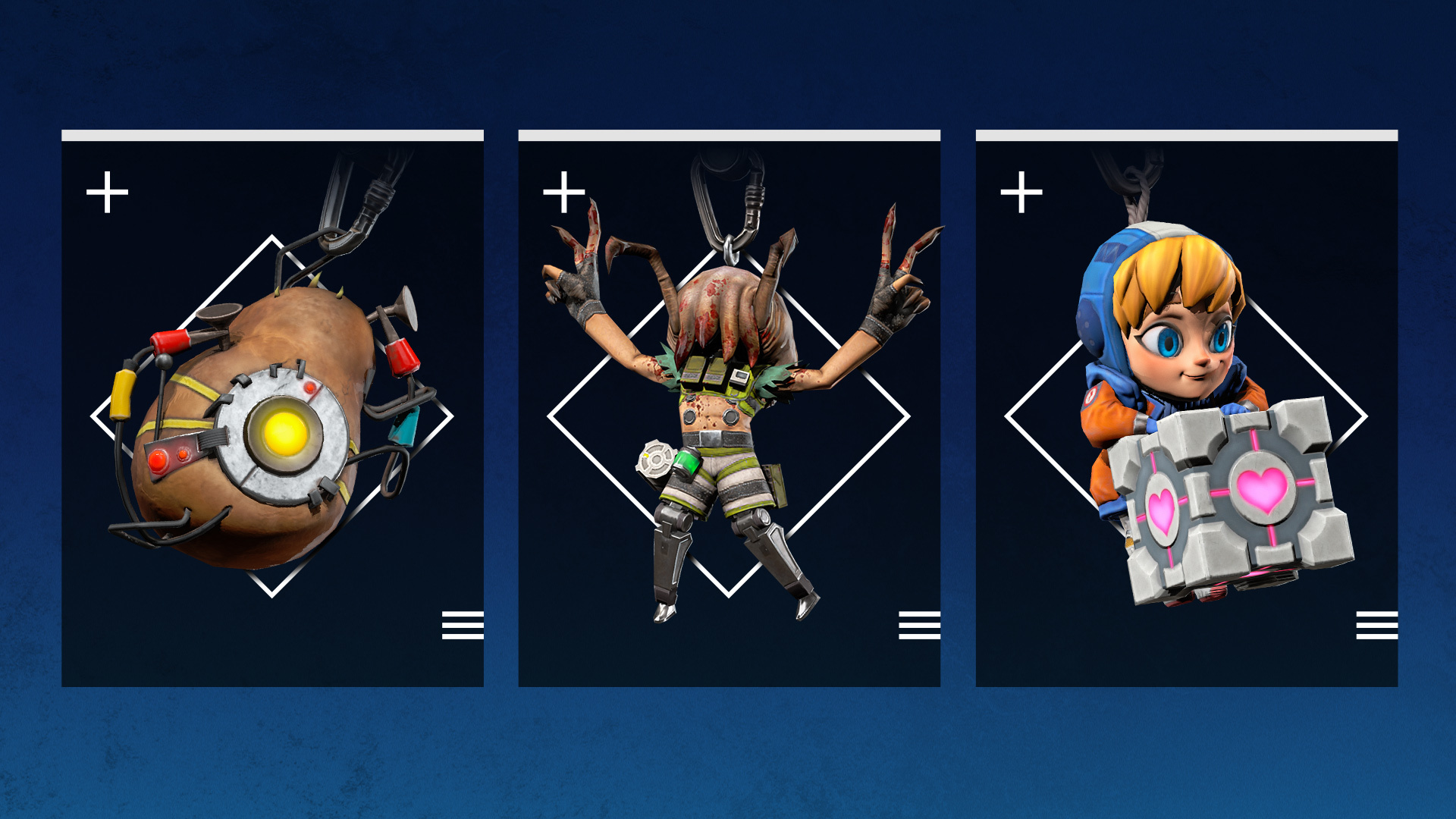 Apex Legends Season 7 Steam charms