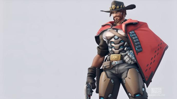 Overwatch 2 Mccree