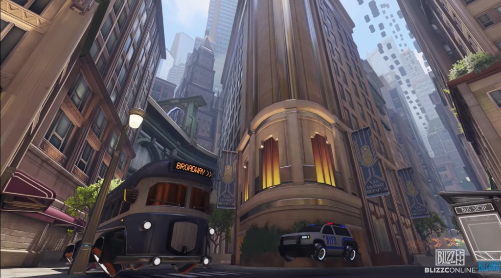 Overwatch 2 New York