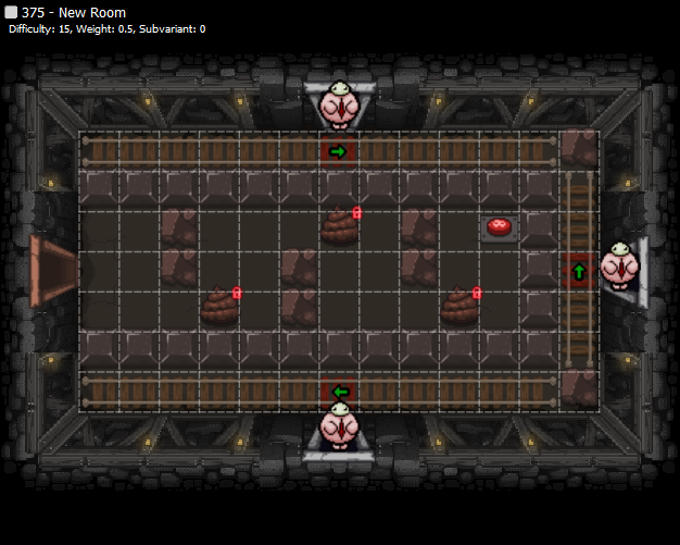 The Binding of Isaac: Repentance Level Editor