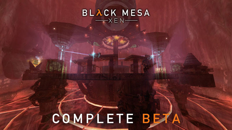 Black Mesa Complete Beta