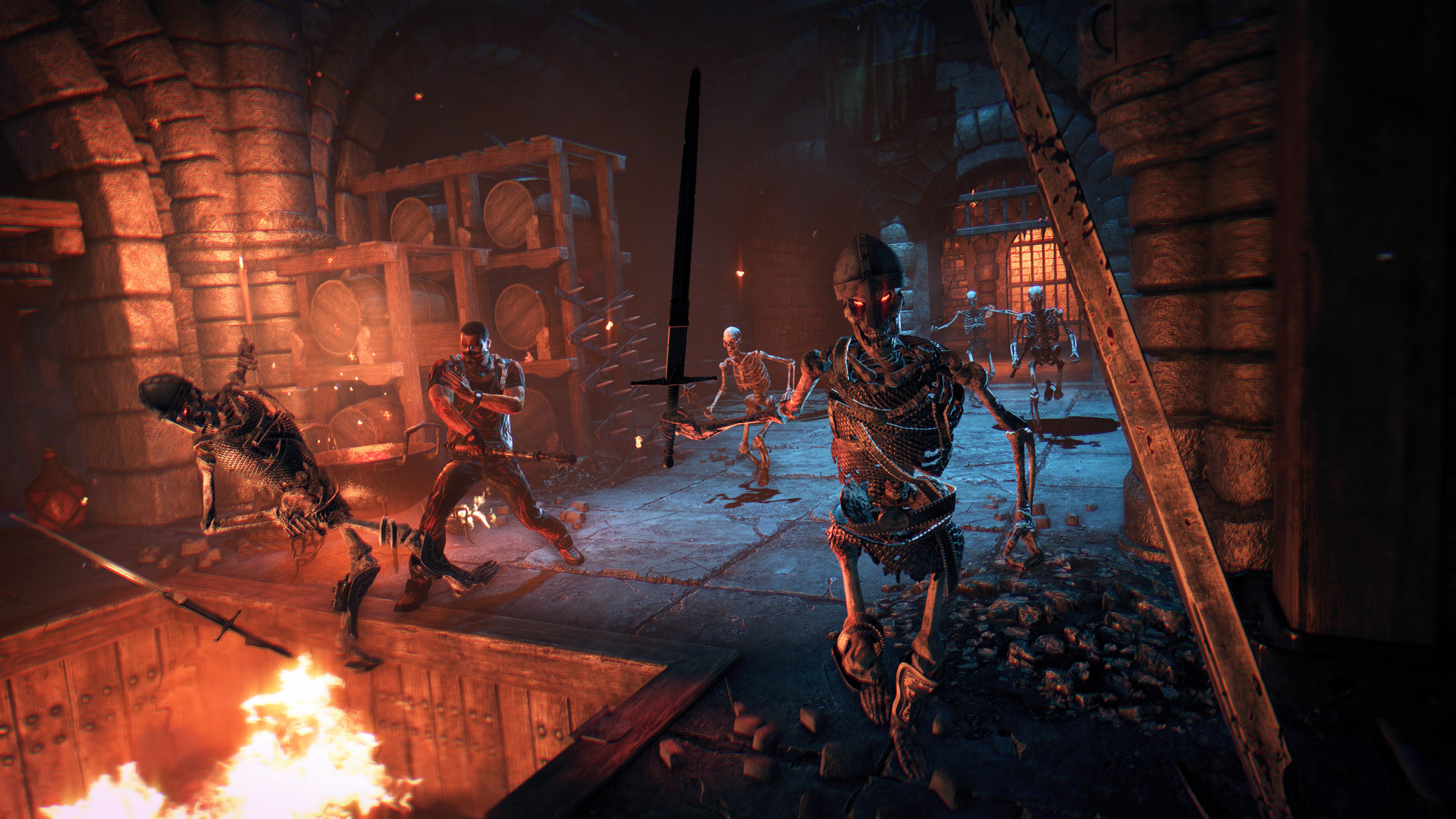 Dying Light: Hellraid