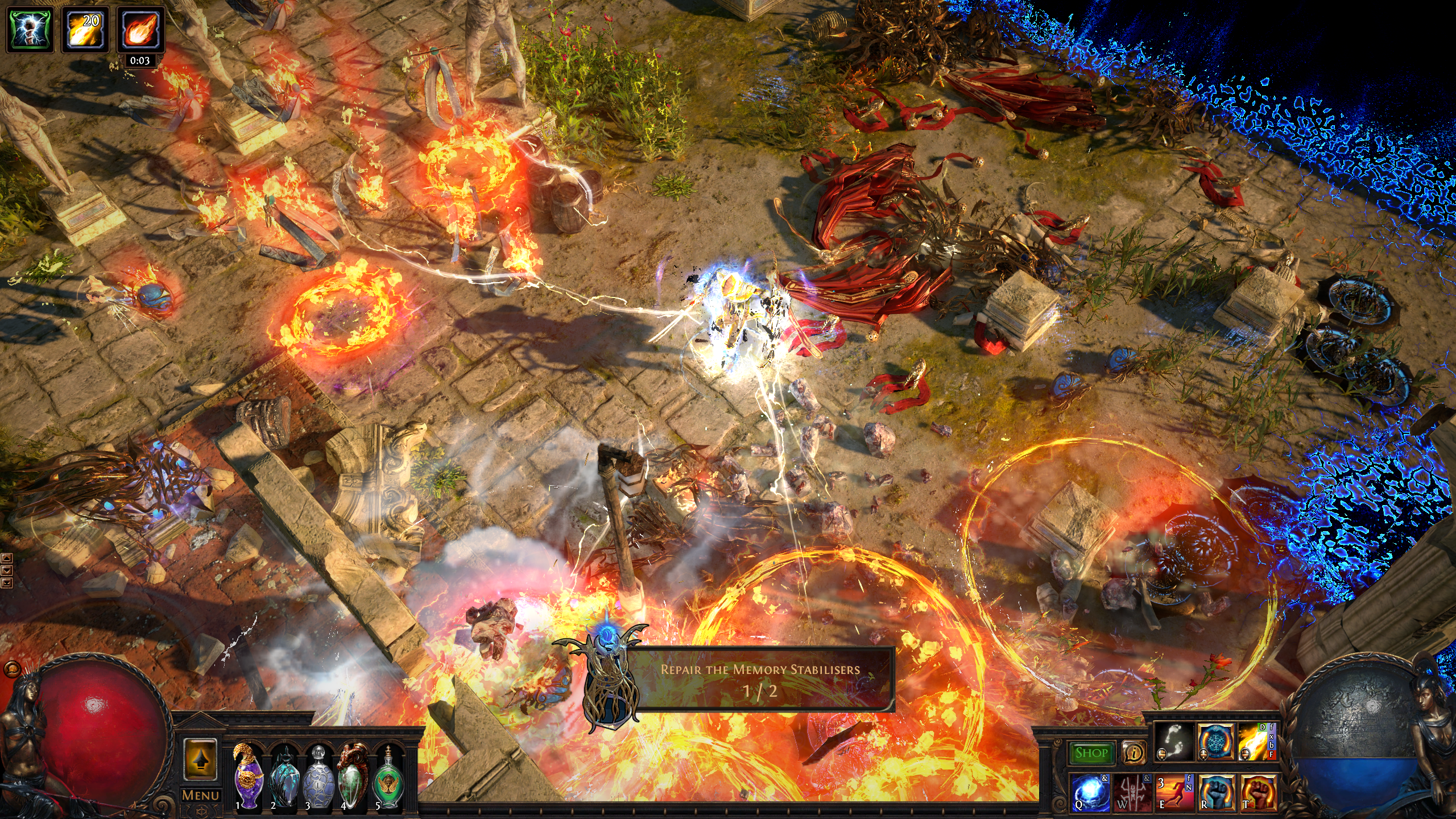 Path of Exile (Grind Gear Games / Tencent)