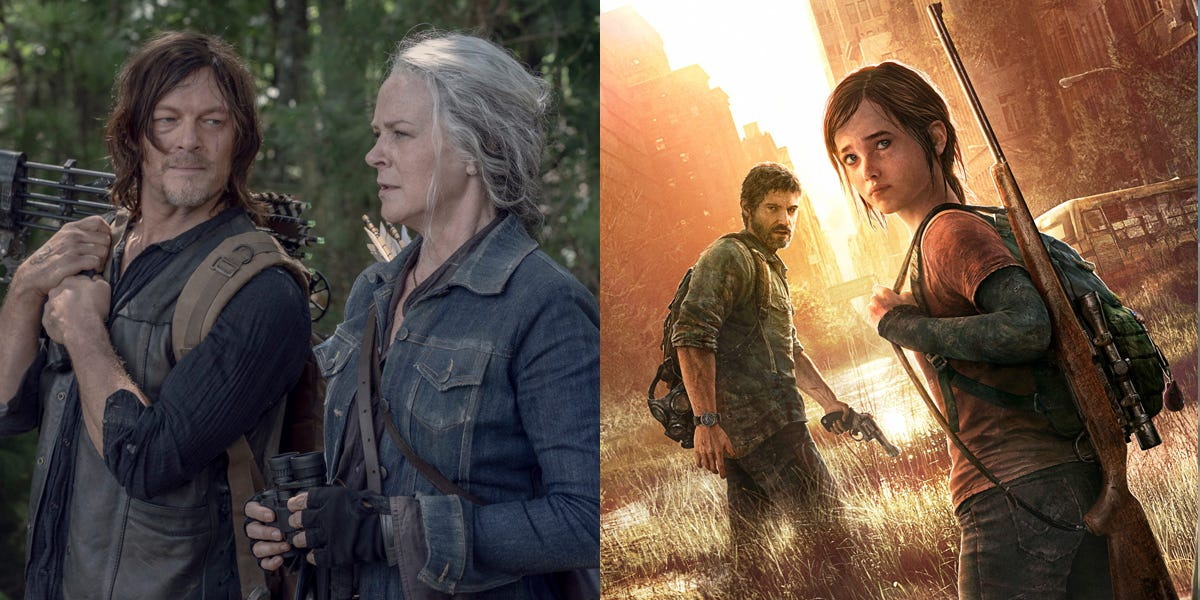 The Walking Dead / The Last of Us