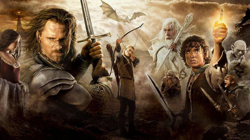 Amazons Lord of the Rings