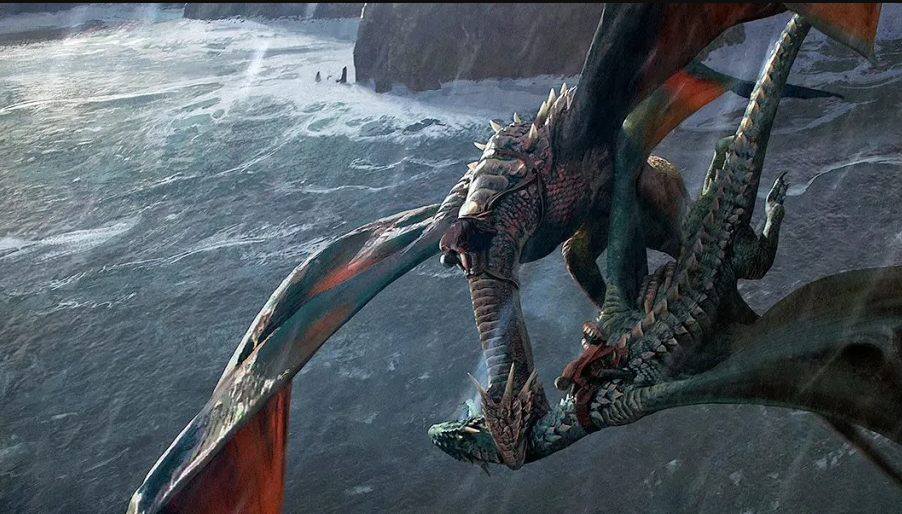 The Dance of Dragons