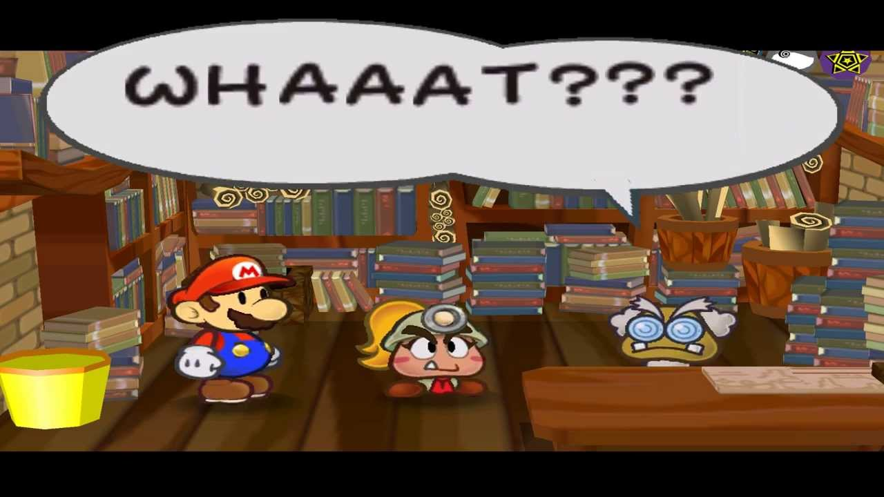Paper Mario and the Thousand-Year Door