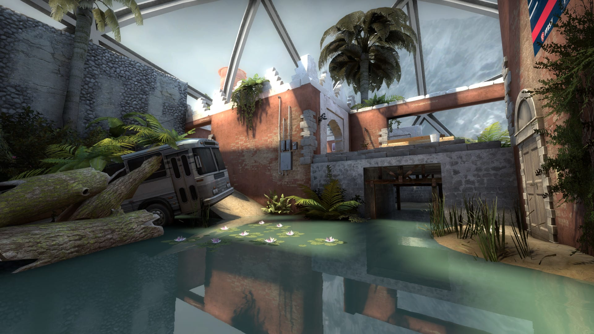 Counter Strike: Global Offensive map