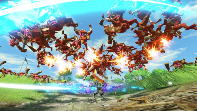 Hyrule Warriors: Age of Calamity powers