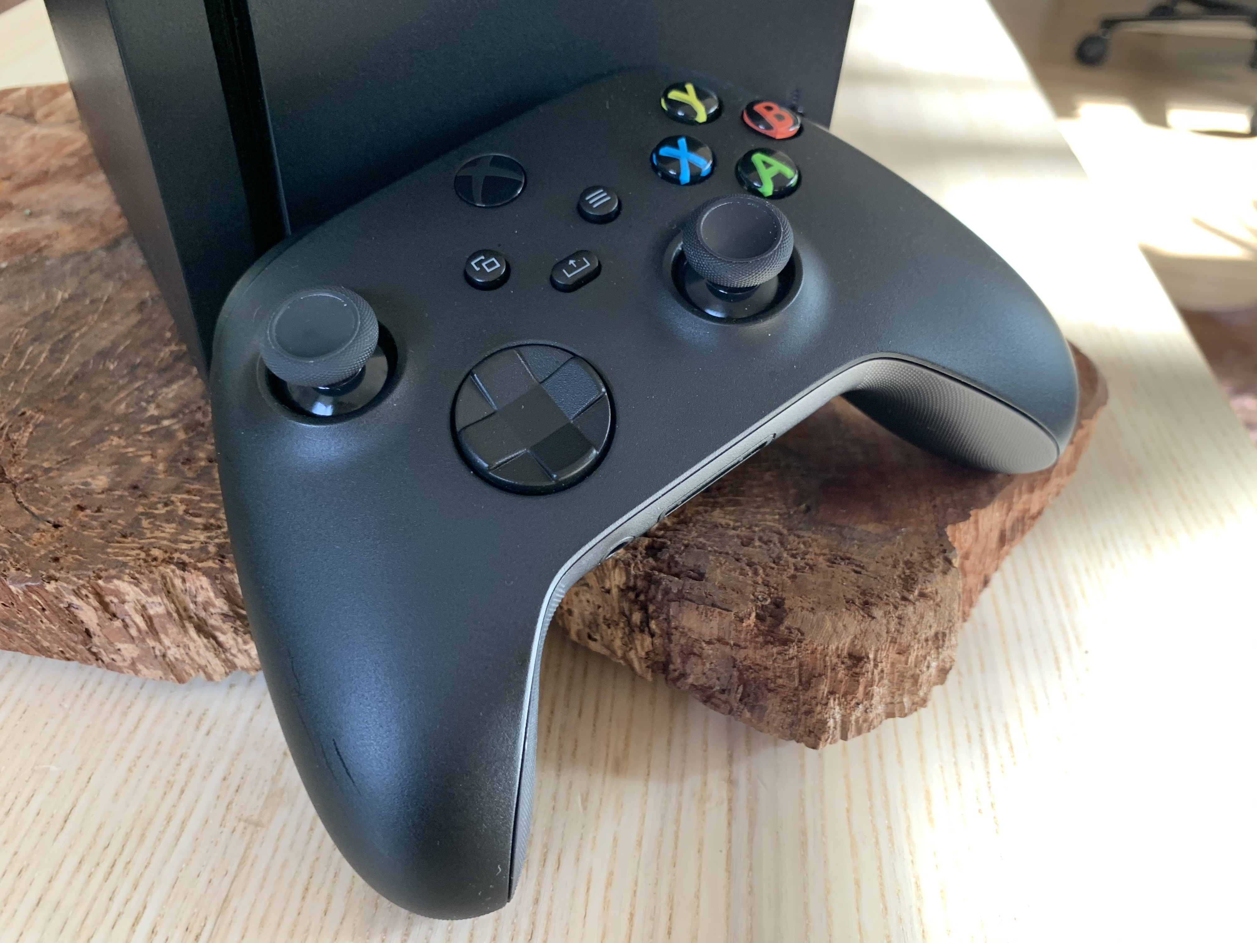 Xbox Series X controller front