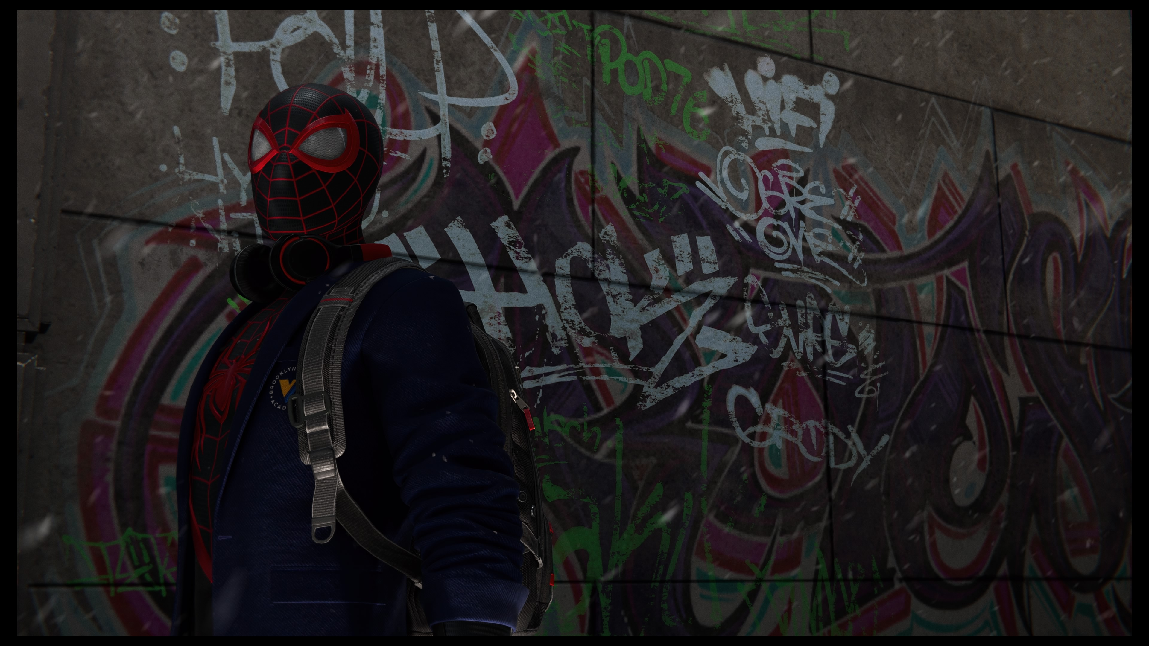 Spider-Man: Miles Morales Graffiti