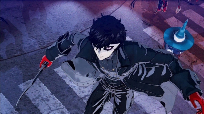 Persona 5 Strikers character