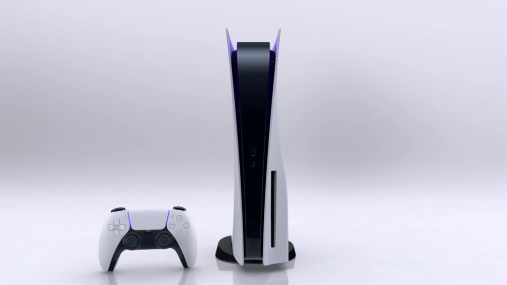 PlayStation 5 + controller