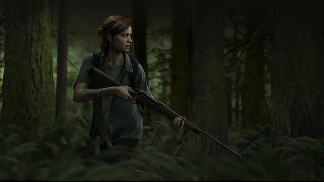 The Last of Us: Part 2 Ellie